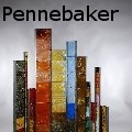 Ed Pennebaker - Ozarks Topography; Red Clay - Sculpture