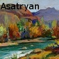 Gegham Magnos Asatryan - Autumn - Paintings