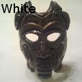 Jacob Allen White - Mask of Andreas - Sculpture