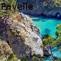 Jim Pavelle - China Cove, Point Lobos, Carmel, California - Canvas Giclee - Photography