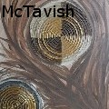 Kate McTavish - Time - Acrylics