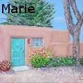 Leonore Marie - Blue Door - None