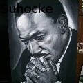 Martha Suhocke - MLK - Paintings