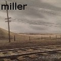 Michael Keith Miller - Tracks - Oil Painting