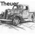 Mike Theuer -  - Drawings