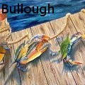 Nancy Tydings Bullough - March of the Blue Crabs - Paintings