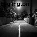 Nick Egglington - Suburban Street At Night - Photography