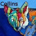 Rose Collins - Coyote Sings the Blues - Paintings