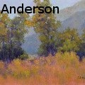 Shirley R. Anderson - Mountain View - Paintings