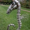 Stanger Moore - Seahorse - Sculpture