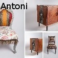 Terelui Antoni - Collage - Furniture
