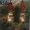 kosta klifov - Church - Oil Painting