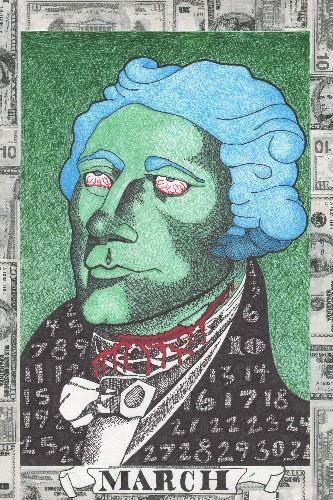 Dead President$ Series: Alexander Hamilton