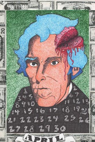 Dead President$ Series: Andrew Jackson