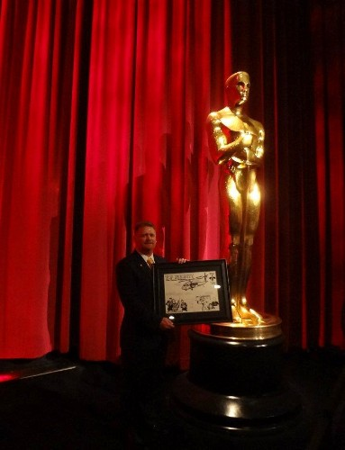 Alan Premel Oscars