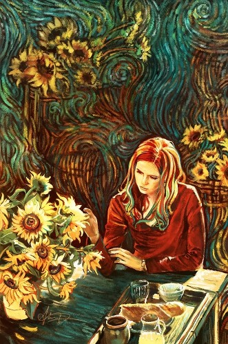 Alan Premel Sunflowers
