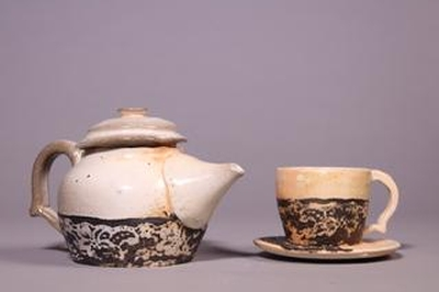 Alex Cavinee Tea Set