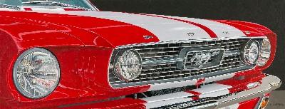 67's Mustang