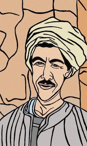 Egyptian Man-1