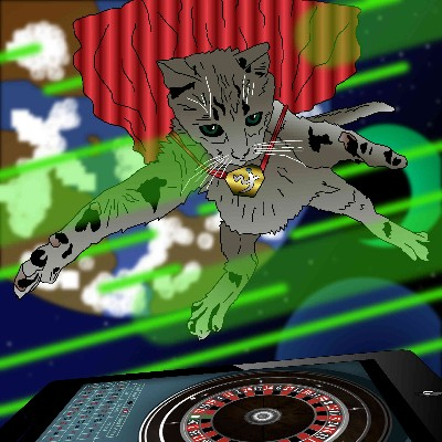 Cat attacking iphone casino app