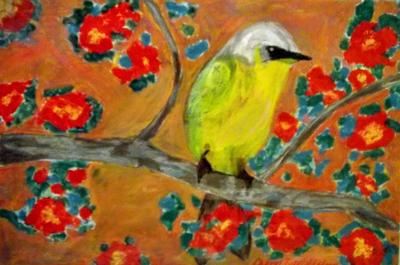 Cheryl J. Turetsky Yellow Bird