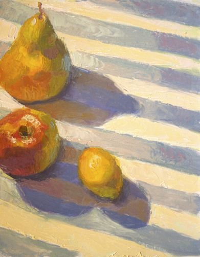Fruit & Stripes