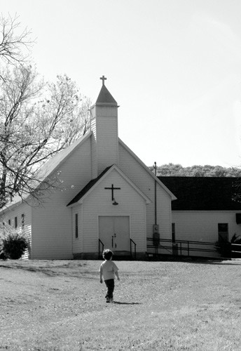 E-to-the-church