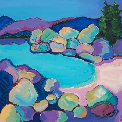 Tahoe Rocks