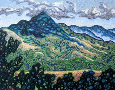 Birdseye landscape #3