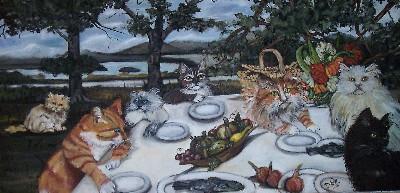 Feline Feast