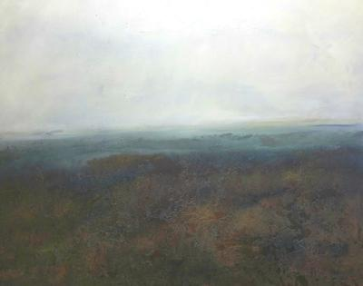 Dennis Peterka Blue Ridge Mist