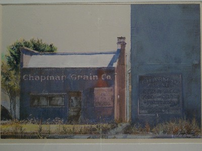 Chapman Grain Co.