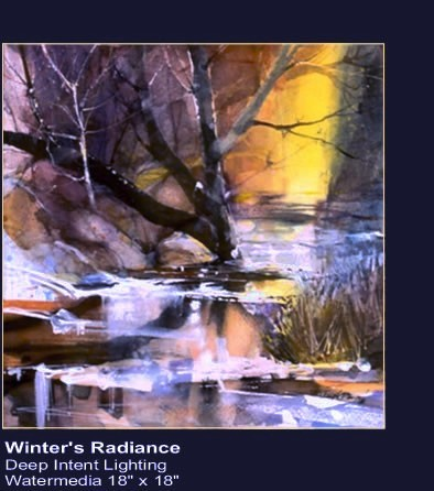 Joseph Barani Winter's Radiance