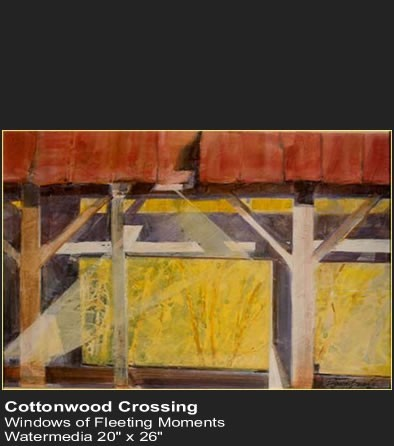 Joseph Barani Cottonwood Crossing