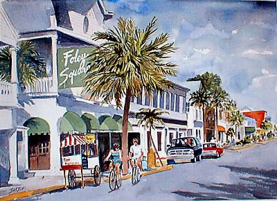 Ed Barbini Key West