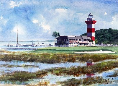 Ed Barbini Hilton Head