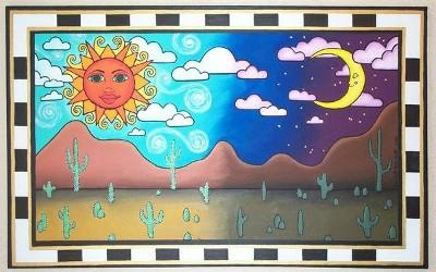 Spiritual Desert Awakening