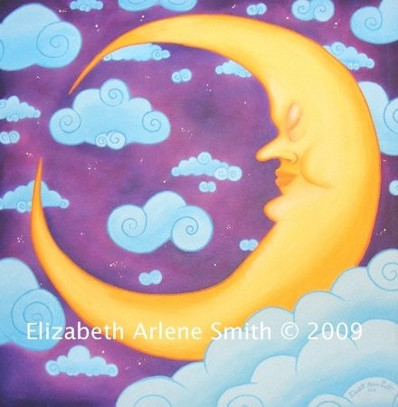 Elizabeth Arlene Smith Heavenly Night
