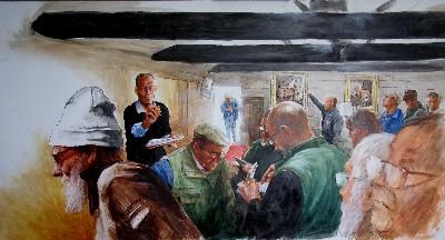 art auctions Devon