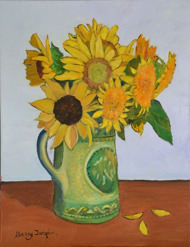 Garry Turpin Sunflowers