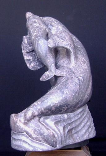 First Breath(Dolphin & Calf)