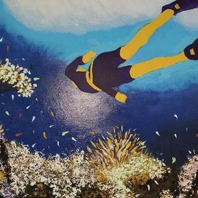 Coral Reef #10