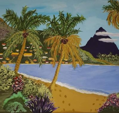 Saint Lucia #9 SOLD!!