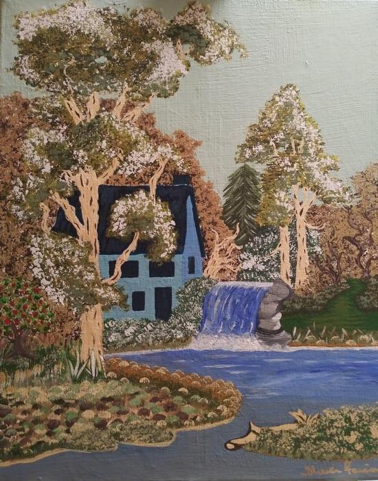 The Waterfall #12
