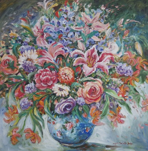 Floral Fantsy
