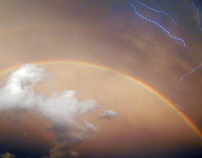 Light My Rainbow
