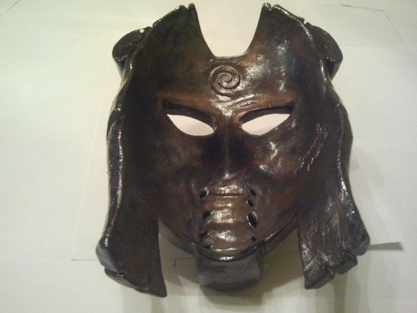 Jacob Allen White Mask of Andreas