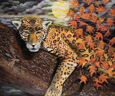 Autumn Jaguar