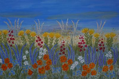 Janet Davies Flower Delight