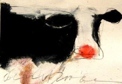 Jeanne Goodman cow